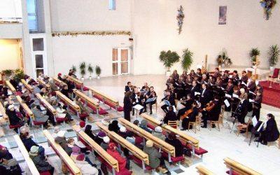 Koncert české vánoční hudby v Martině