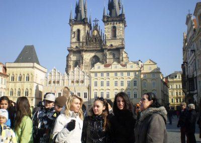 Jarní prázdniny v Praze
