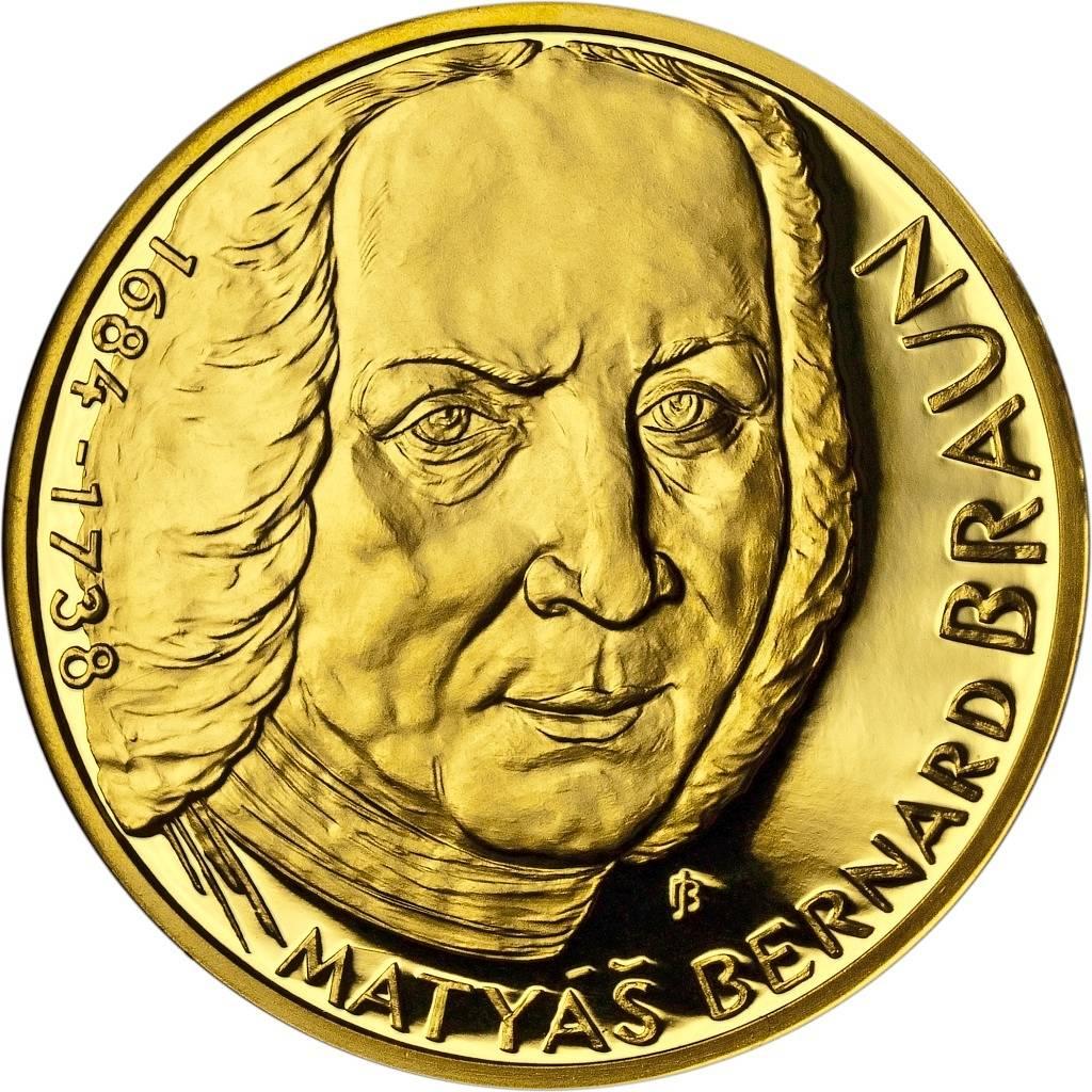 braun-medaile