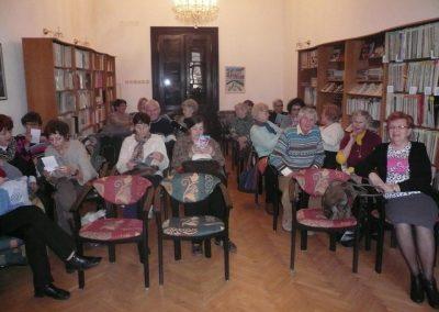 Publikum ocenilo vysokou úroveň přednášky
