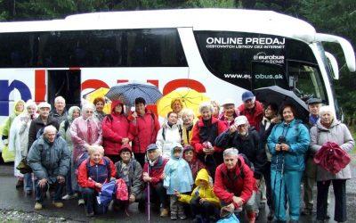 Setkání v Žiarské dolině – letos už po dvacáté