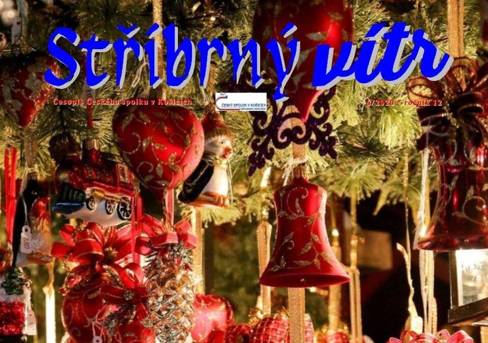 Stříbrný vítr na vánoční chvíle