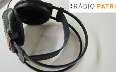 O sčítání obyvatel poslouchejte na rádiu Patria – aktualizováno!