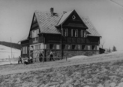 Chata Hubertus