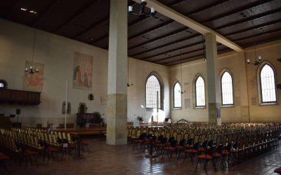 Jak betlémská kaple povstala z prachu
