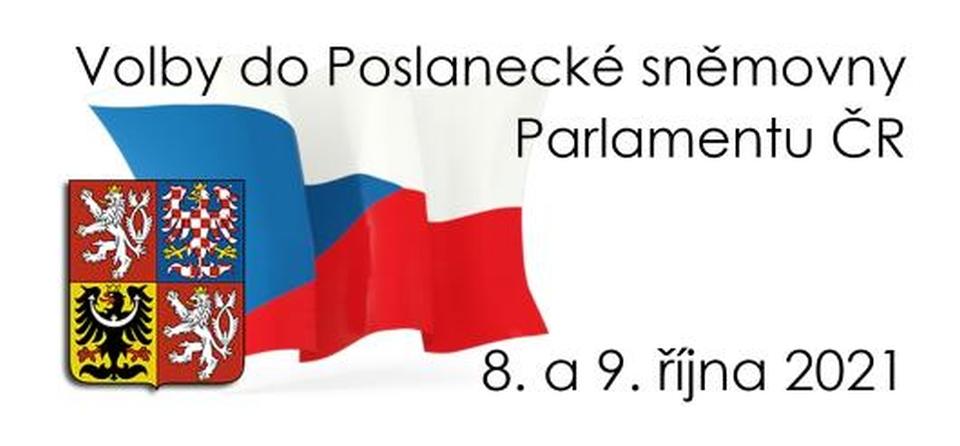 Volby do Poslanecké sněmovny Parlamentu ČR – lhůta pro zápis do seznamu voličů končí 29. 8. 2021